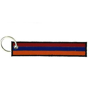 Cle Cles Key brode patch Ecusson flag Armarmenie Armenien