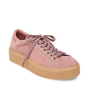 Steve Madden Femmes Casey Fabric Low Top Lace Up Sneakers mode