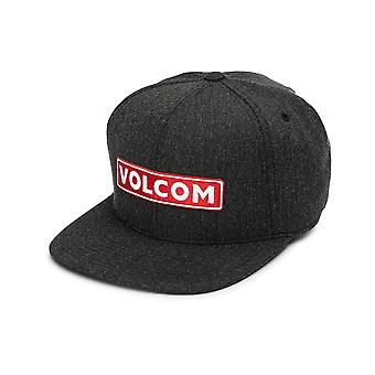Volcom Bartar 110 Cap in Charcoal Heather