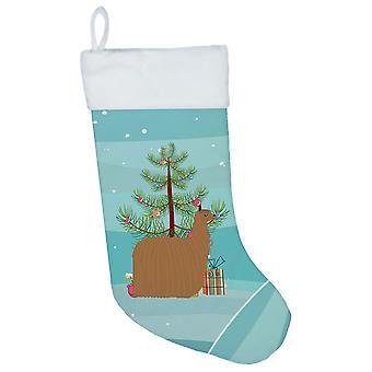 Carolines Treasures  BB9287CS Alpaca Suri Christmas Christmas Stocking