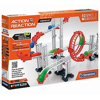Clementoni Action And Reaction Starter Set
