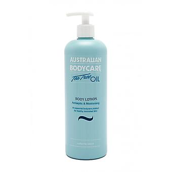 Australian Bodycare Body Lotion Skin Friendly Tea Tree Oil Moisturiser - 500ml