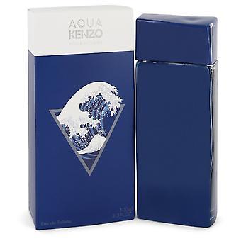 Kenzo Aqua Pour Homme Eau de Toilette 100ml EDT Spray