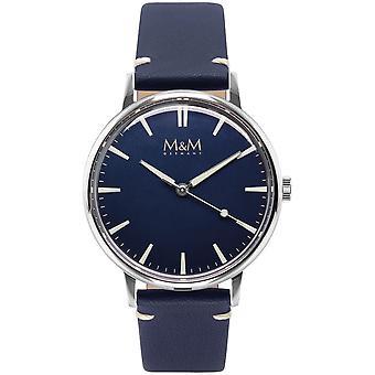 M & M Germany M11952-848 New Classic men's Watch