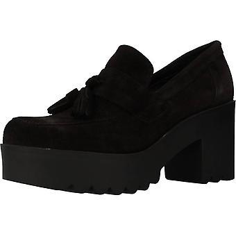 Clover Casual Shoes 15844c Black Color