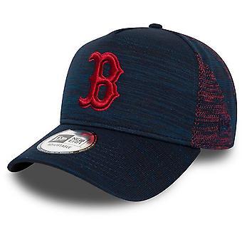Nieuwe tijdperk engineered fit Trucker Cap ~ Boston Red Sox