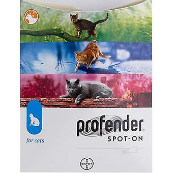 Profender Spot On Cats under 5.5lbs (2.5kg) - 1 Application