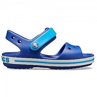 Crocs 12856 Crocband Sandal Kids Sandals Cerulean Blue/ocean