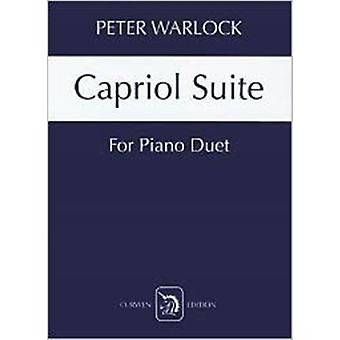 Capriol Suite  For Piano Duet by By composer Peter Warlock & Created by J Curwen