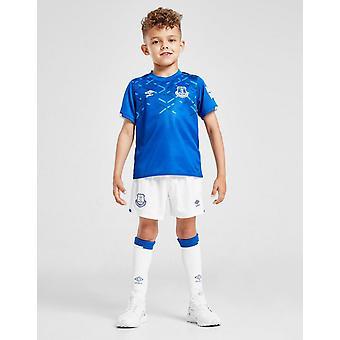 New Umbro Kids' Everton FC 2019/20 Home Kit Blue