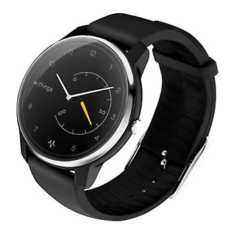 Withings - Fitness Watch - Smartwatch - Move EKG Black - HWA08-MODEL 1-ALL-INTER