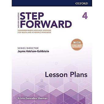 Step Forward 2e 4 Lesson Plans