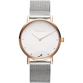 Tamaris - wristwatch - Anda - DAU 36mm - rose gold - TW040 - silver rose white