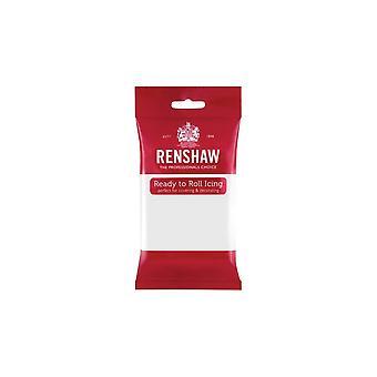Renshaw wit 1KG klaar om te rollen fondant ijsvorming Sugarpaste