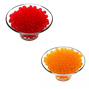 5g Water Balls for Vases Red Mix