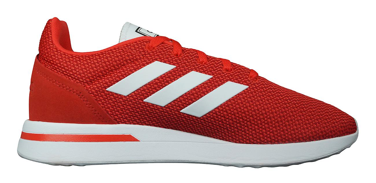 adidas Run 70s Hommes Formateurs / Chaussures - Rouge
