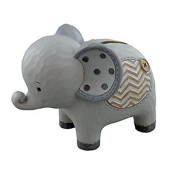 Widdop Bingham Elephant Money Box