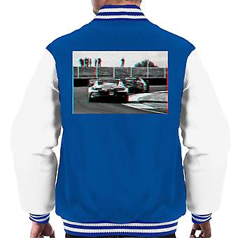 Motorsport Images BMW M8 GTE Costa Sims Farfus Tomczyk Men's Varsity Jacket