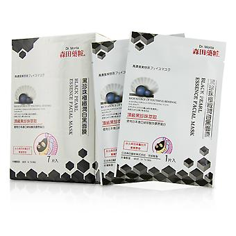 Musta naamio sarja - musta helmi essence kasvonaamio 7kpl