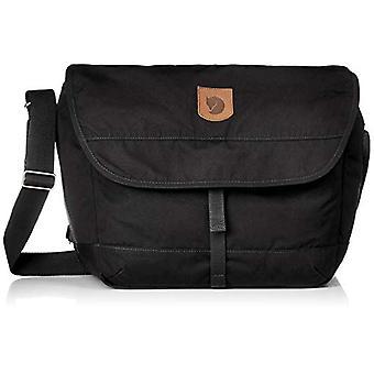 Fjallraven Greenland S Black Mixte Crossbody Bag 34 cm