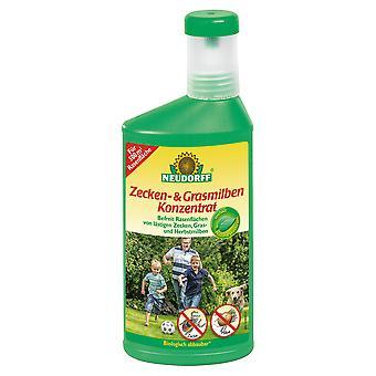NEUDORFF Ticks & Concentrado de grama, 500 ml
