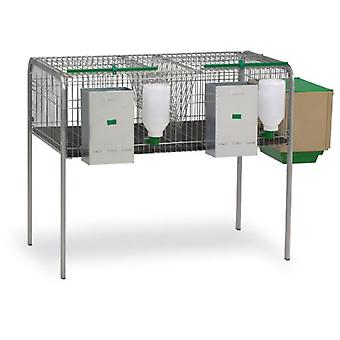 Gaun Rabbits cage model Nido Gandia 1 1 Departments (Small pets , Cages and Parks)