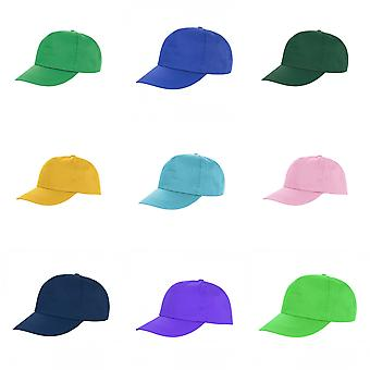 Result Unisex Core Houston 5 Panel Printers Baseball Cap