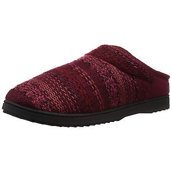 Dearfoams Women's Knit Clog Slipper