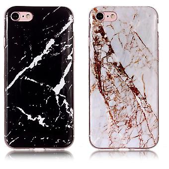 Iphone 5/5s/se - Shell / Protection / Marble