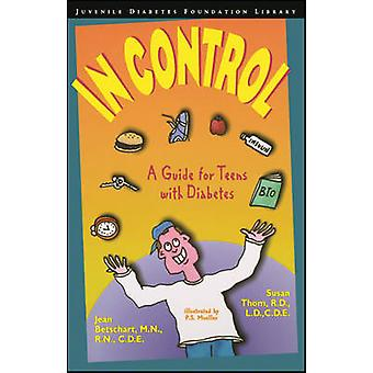 In Control - A Guide for Teens with Diabetes by Jean Betschart - 97804
