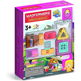 Magformers Maggy's House 26 in 1 Set STEM Educational Toy