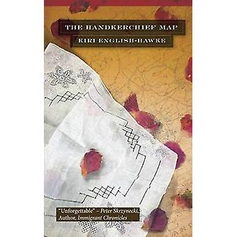 The Handkerchief Map by EnglishHawke & Kiri