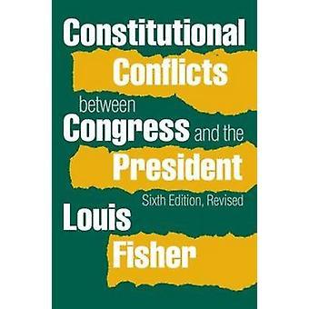 Forfatningsmæssige konflikter mellem Kongressen og præsidenten (6th Revi