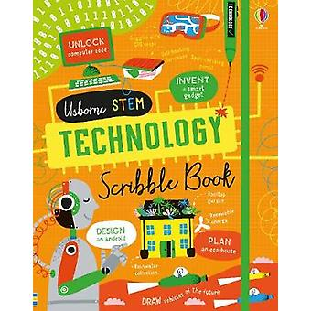 Technology Scribble Book by Alice James - 9781474959957 Book