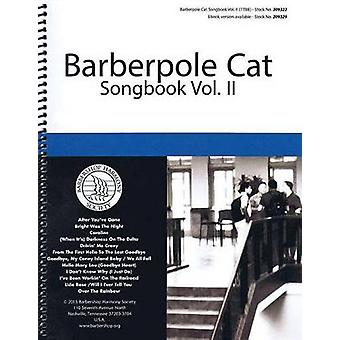 Barberpole Cat Songbook - Volume 2 by Hal Leonard Corp - 9781495088278