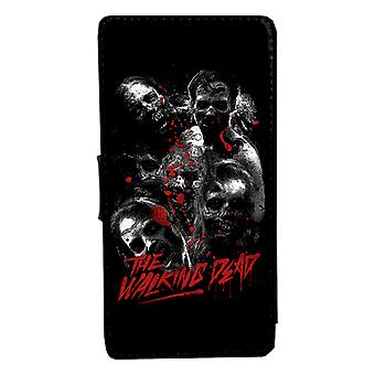 Samsung S8 Dead Zombie Walking Case Case Wallet Case DJ