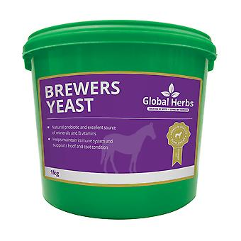 Global Herbs - Brewers Yeast 1kg