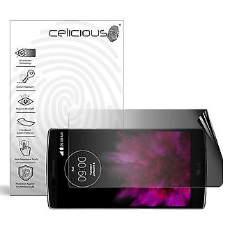 Celicious Privacy 2-Way Landscape Anti-Spy Filter Screen Protector Film Compatible with LG X Mach