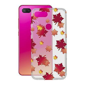 Mobile cover Xiaomi Mi 8 Lite Contact Flex Autumn TPU