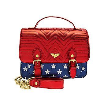 Wonder Woman Crossbody Bag International Womens Day new Official Loungefly