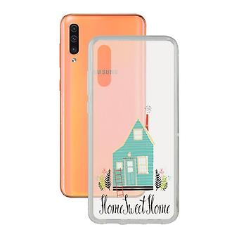 Samsung Galaxy A30s/a40/a50 Contact Flex Home TPU Mobile Phone Protection