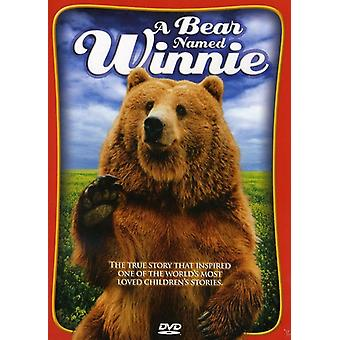 Bear Named Winnie [DVD] USA import