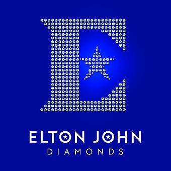 John*Elton - Diamonds [CD] USA import