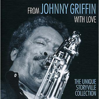 Johnny Griffin - From Johnny Griffin with Love [CD] USA import