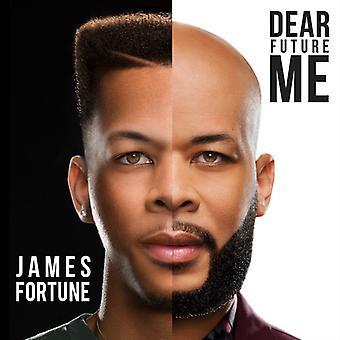 James Fortune & Fiya - Dear Future Me [CD] USA import