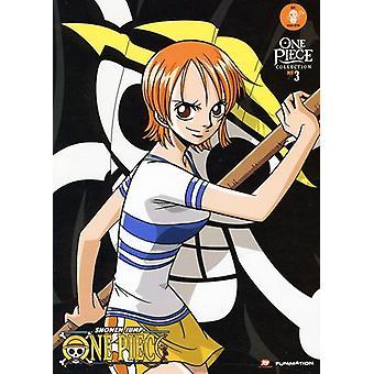 One Piece - One Piece: Importación de los E.e.u.u. colección 3 [DVD]