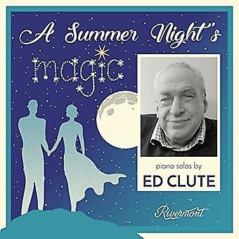 Clute*Ed - Summer Night's Magic [CD] USA import