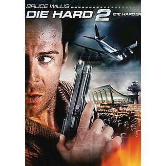 Die Hard 2-Die svårare [DVD] USA import