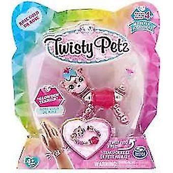 Twisty Petz Single Pack Série 4 - Glowden Terrier