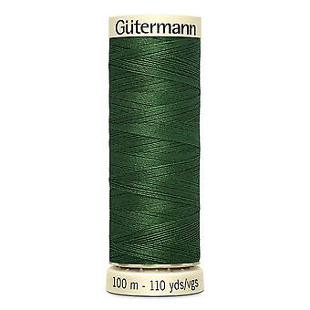 Gutermann Sew-all 100% Polyester Thread 100m Hand and Machine Colour Code  - 639